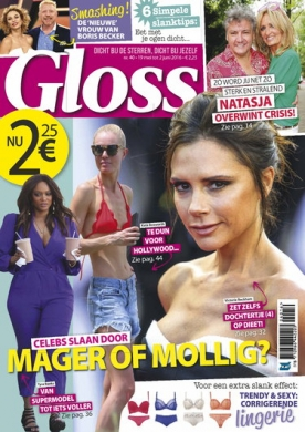 Gloss 40, iOS & Android  magazine