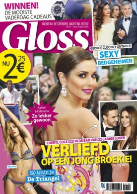 Gloss 41, iOS, Android & Windows 10 magazine