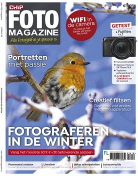 CHIP Foto Magazine 26, iOS, Android & Windows 10 magazine