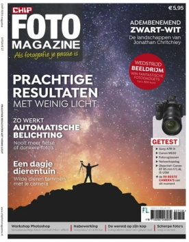 CHIP Foto Magazine 27, iOS, Android & Windows 10 magazine