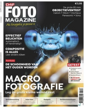 CHIP Foto Magazine 31, iOS, Android & Windows 10 magazine