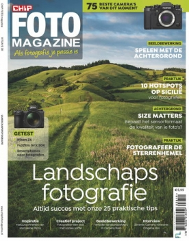 CHIP Foto Magazine 38, iOS & Android  magazine