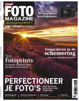 CHIP Foto Magazine 6, iOS & Android  magazine