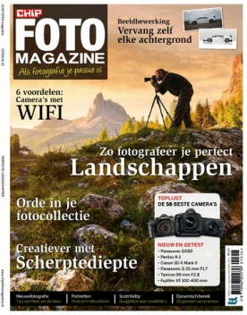 CHIP Foto Magazine 13, iOS & Android  magazine