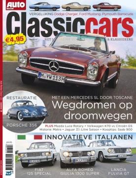 Classic Cars 18, iOS & Android  magazine
