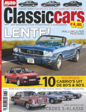 Classic Cars 19, iOS & Android  magazine