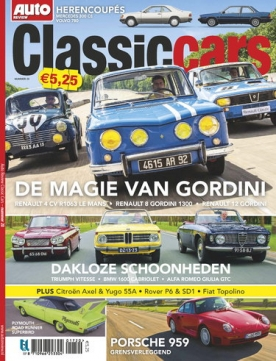 Classic Cars 20, iOS & Android  magazine