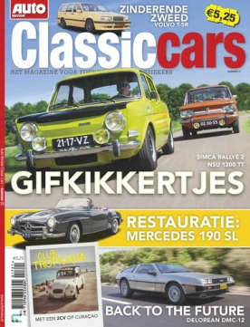 Classic Cars 21, iOS & Android  magazine