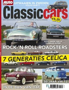 Classic Cars 22, iOS & Android  magazine