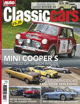 Classic Cars 24, iOS & Android  magazine