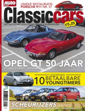 Classic Cars 25, iOS, Android & Windows 10 magazine