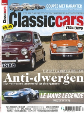 Classic Cars 26, iOS & Android  magazine