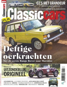Classic Cars 27, iOS & Android  magazine