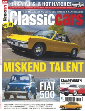 Classic Cars 30, iOS & Android  magazine