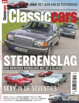 Classic Cars 31, iOS & Android  magazine