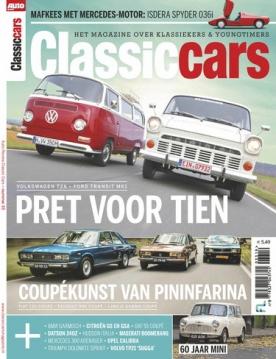 Classic Cars 33, iOS & Android  magazine