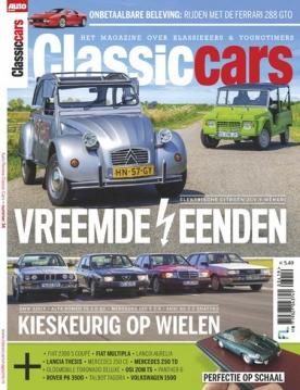 Classic Cars 34, iOS & Android  magazine