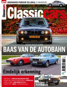 Classic Cars 36, iOS & Android  magazine