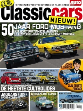 Classic Cars 1, iOS & Android  magazine