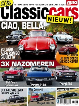 Classic Cars 4, iOS & Android  magazine