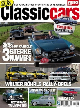 Classic Cars 5, iOS & Android  magazine