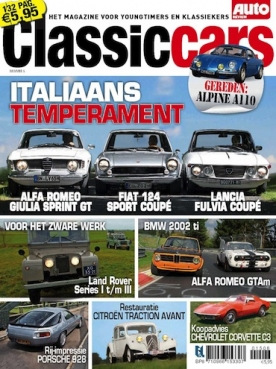 Classic Cars 6, iOS & Android  magazine
