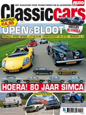 Classic Cars 9, iOS & Android  magazine