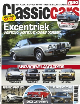 Classic Cars 10, iOS & Android  magazine
