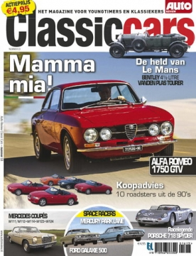 Classic Cars 13, iOS & Android  magazine