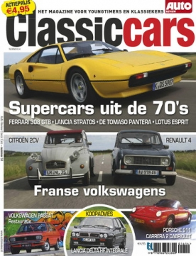 Classic Cars 14, iOS & Android  magazine