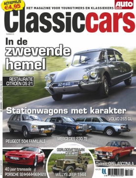 Classic Cars 15, iOS & Android  magazine