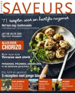 Saveurs 3, iOS, Android & Windows 10 magazine