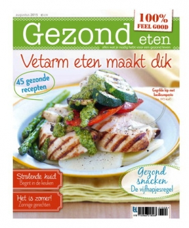 Gezond eten 6, iOS & Android  magazine