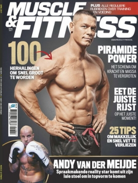 Muscle & Fitness 4, iOS, Android & Windows 10 magazine