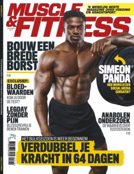 Muscle & Fitness 12, iOS & Android  magazine