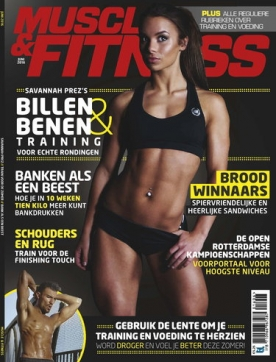 Muscle & Fitness 6, iOS, Android & Windows 10 magazine