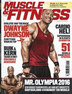 Muscle & Fitness 11, iOS, Android & Windows 10 magazine