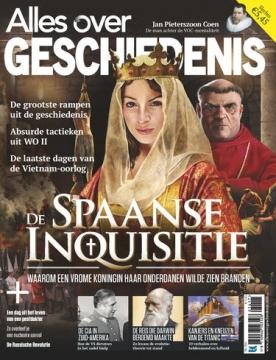 Alles over geschiedenis 16, iOS & Android  magazine