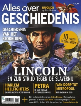 Alles over geschiedenis 24, iOS & Android  magazine