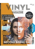 Vinyl Magazine 1, iOS & Android  magazine