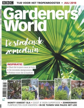 Gardener's World 7, iOS & Android  magazine