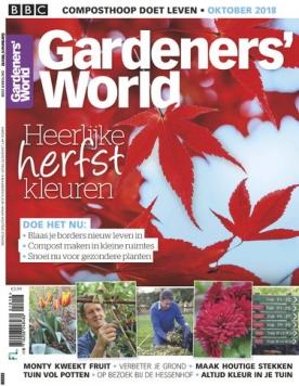 Gardener's World 10, iOS, Android & Windows 10 magazine