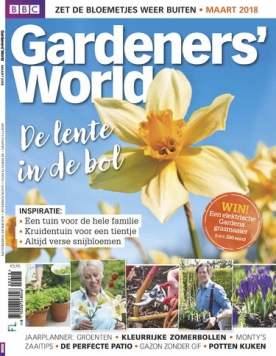 Gardener's World 3, iOS & Android  magazine