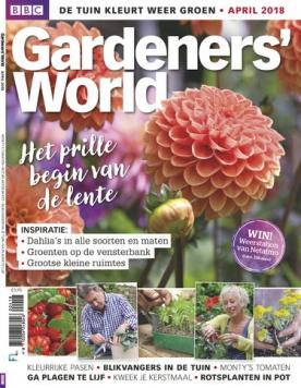 Gardener's World 4, iOS & Android  magazine