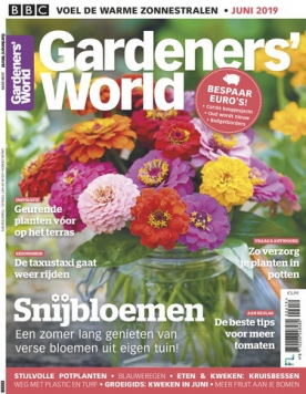 Gardener's World 6, iOS & Android  magazine
