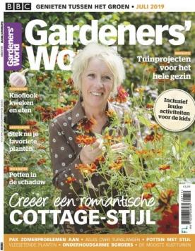 Gardener's World 7, iOS & Android  magazine