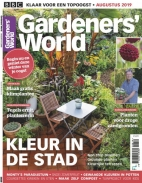 Gardener's World 8, iOS & Android  magazine