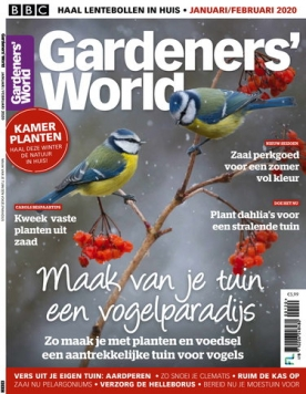 Gardener's World 1, iOS & Android  magazine