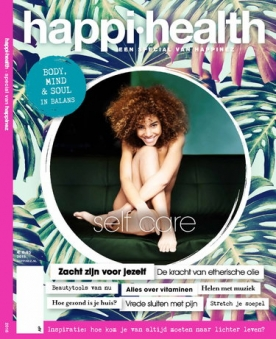 Happi.health 1, iOS & Android  magazine