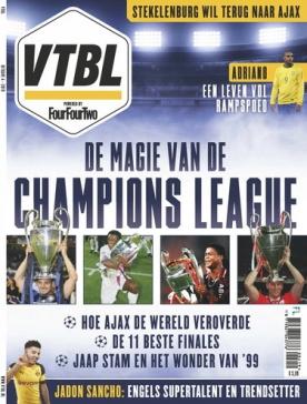 VTBL magazine 4, iOS & Android  magazine